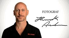 Fotograf Henrik Andersson